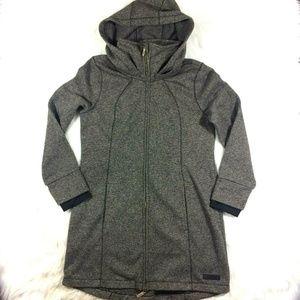 Calvin Klein Performance Long Hooded Jacket